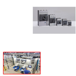 Electrical Switchgears for Automation industry