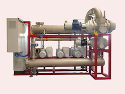 High Pressure Vapour Phase Drying Plant