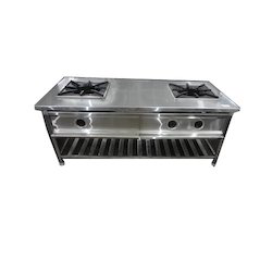 Gujrati Double Burner Range