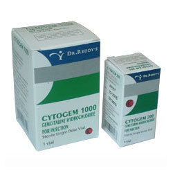 Cytogem Injection(Gemcitabine HCL)