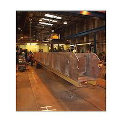 Heavy Fabrication Work
