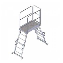 Customised Solutions Mobile Watch Tower Manufacturer