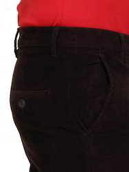 Formal Cotton Chinos Trousers