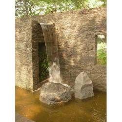 Rock Film Waterfalls