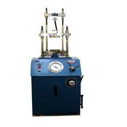 Spring Testing Machine (Hand-Cum-Electric Operated)