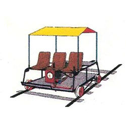 Motor Cum Push Trolley