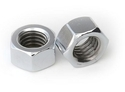 New Seas Alloys Llp Stainless Steel Hex Nut, Size: M5 -m150