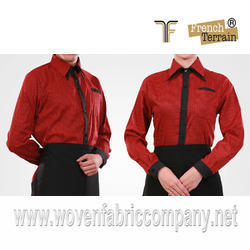 Teflon Coated Hotel Uniforms