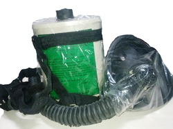 Small Full Face Safety Mask, For Pharma Industry