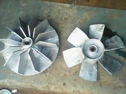 Radial Type Impeller
