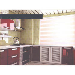 Kitchen Window Blind