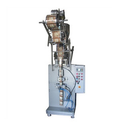 Cup Filling Single Track Machine