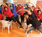Zumba Aerobics Class