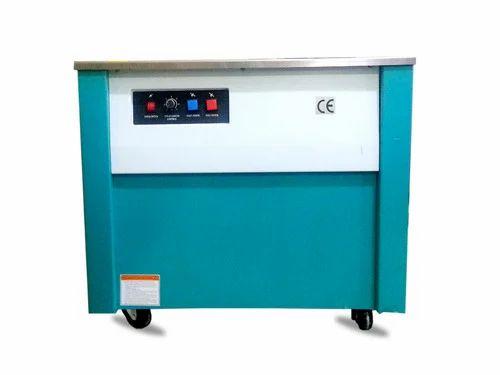Semi Automatic Strap Machine