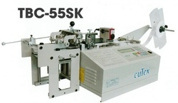 Printed Label Cutter With Stacker