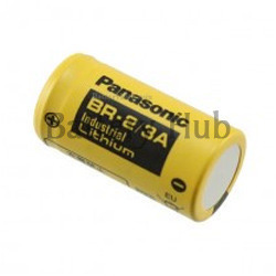 BR 2/3 A Panasonic Lithium Battery