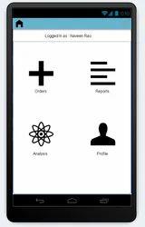 Mobile Sales Module