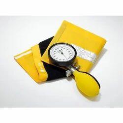 Practicus Chromed Aneroid Sphygmomanometer