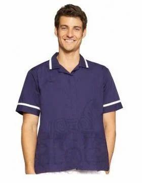 Men 39 s spa uniform salon spa uniform manufacturer from for Spa uniform price