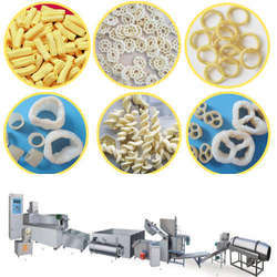 Snack Pellets Processing Line