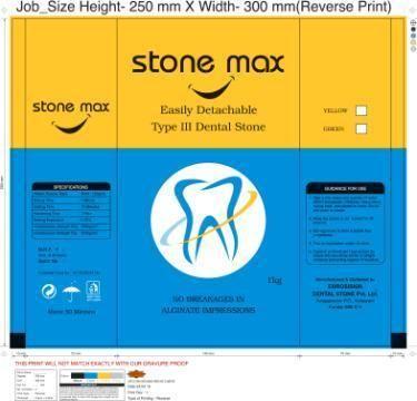 Dental Stone Type 3