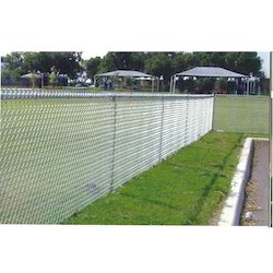 Woven Chain Link Fencing