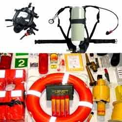 Safety Equipment for Marine and Diving