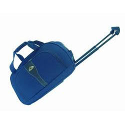 Blue Travel Trolley Bag, for Travelling
