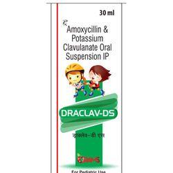 Amoxycillin Clavulanic Potassium Oral Suspension