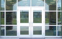 Glass Door Repairing