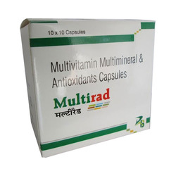 Multivitamin Multimineral & Antioxidants Capsules