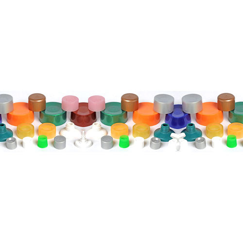 Fluoridating plastic