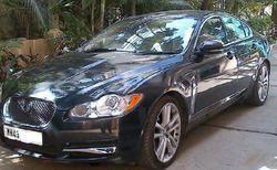 Jaguar xf r-v8