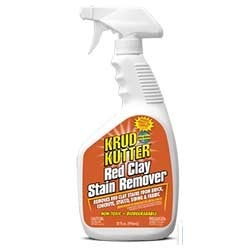 Rust Oleum Krud Kutter Red Clay Stain Remover Spray