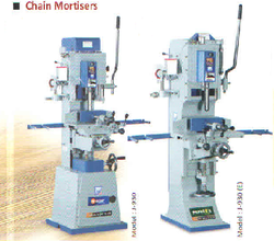 Chain Mortiser