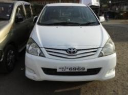 Toyota Innova G 7-Seater Car Dealers