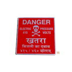 Danger Asset Tags