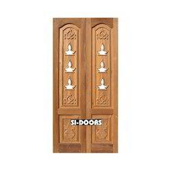 Standard Pooja Doors