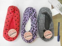 Ladies Slippers Socks