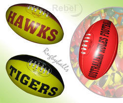 Leather Aussie Rules Balls