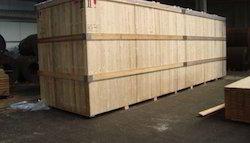 Seaworthy Pine Wooden Packaging Box