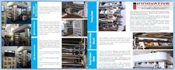 UV Flexo Printing Press