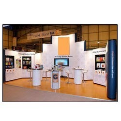 Convention Booth Designing Services