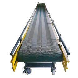 Mobile Inclined Belt Conveyor