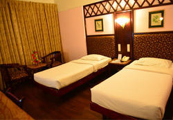 Twin Bedded Deluxe Double Ac Room