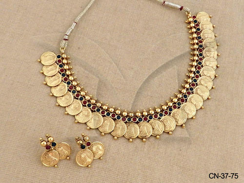 Coin Jewellery - Beautiful Coin Sets Manufacturer from Mumbai