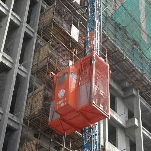 Construction Lift - Temporary Lift Manufacturer from Mumbai