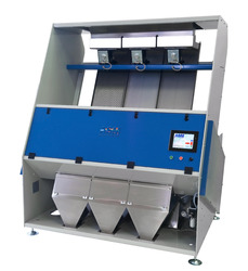 Optical Color Sorting Machine for Rice