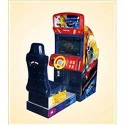 Speed Racing Arcade Game
