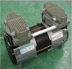 Oil Less Rocking Piston Vacuum Pump